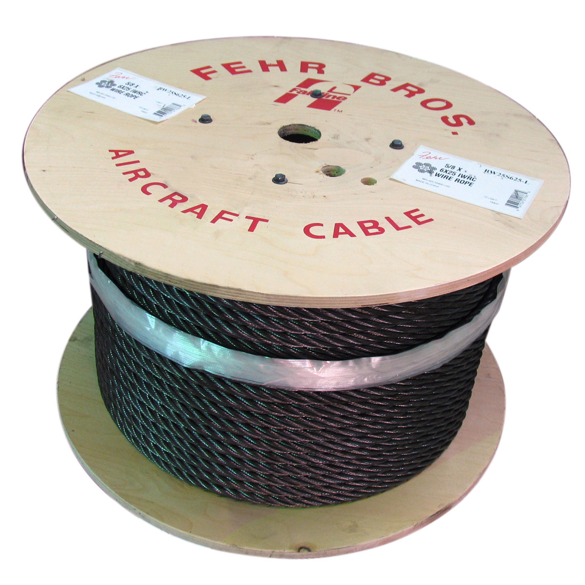 19X7 Non-Rotating Wire Rope