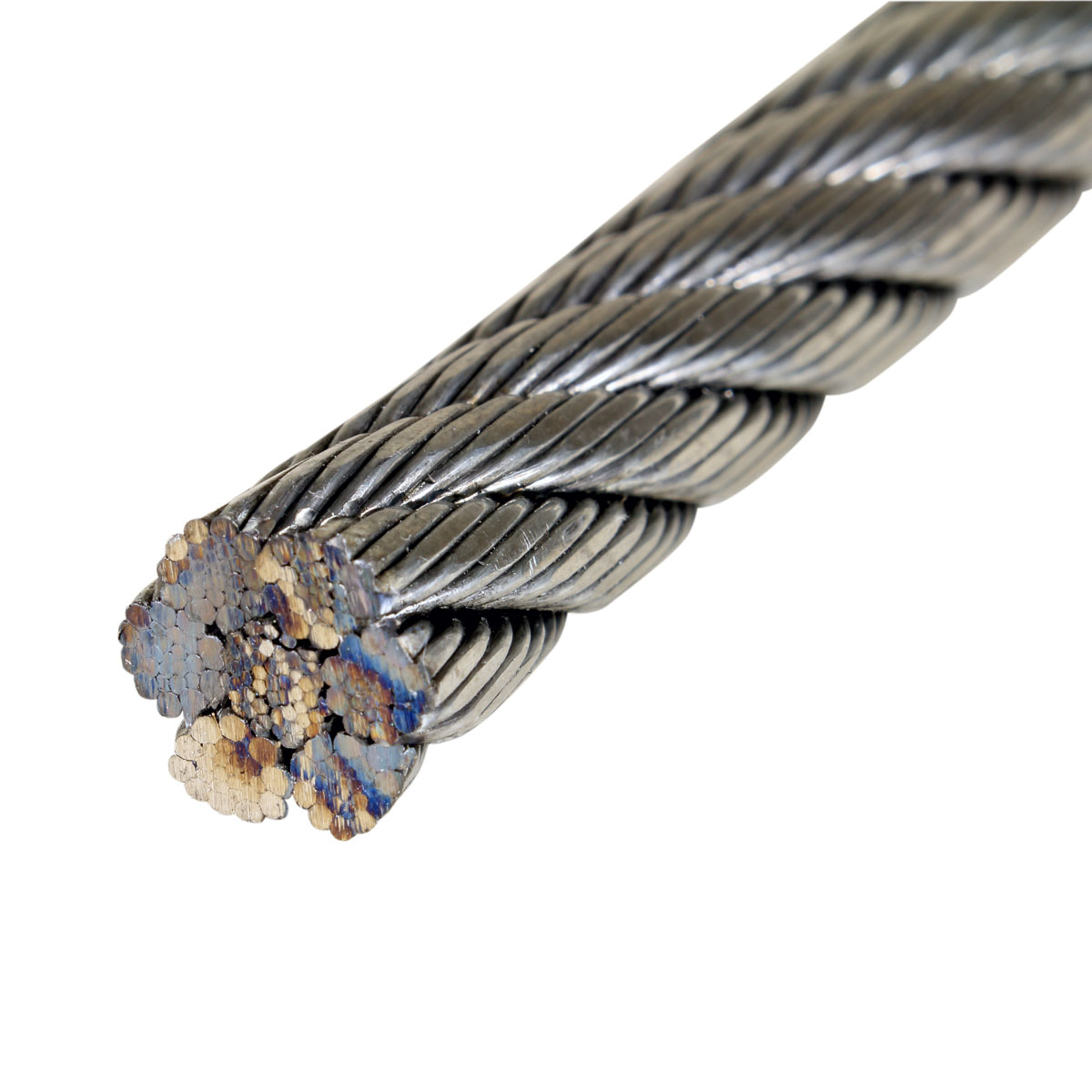 Swaged Steel Core Wire Rope