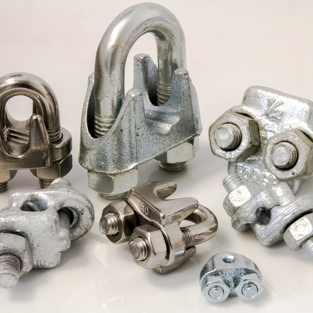 Wire & Cable Rope Clips