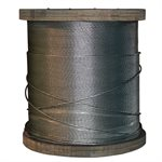 1 / 4 X 1000 FT 1X7 EHS Galvanized Guy Strand