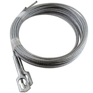 1 / 8 X 156 7X7 GAC Garage Door Extension Cables with CC-1 Clip