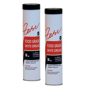 Fehr Food Grade NSF Grease 14.5 oz X 10 Tubes