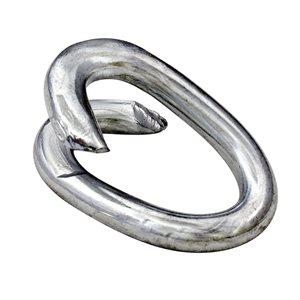 5 / 16 Lap Links (8MM) Zinc Plated