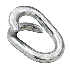 1 / 2 Lap Links (12MM) Zinc Plated