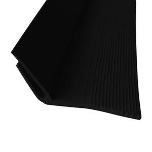 Black Reverse Angle Seal (JS-02) X 200 FT