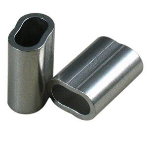 3 / 32 Type 316 Stainless Steel Sleeves